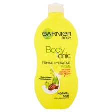 image 1 of Garnier Body Tonic Hydrating Lotion 400Ml