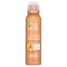 image 3 of Ambre Solaire No Streaks Bronzer Light Self Tan Body Mist 150ml