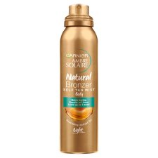 Ambre Solaire No Streaks Bronzer Light Self Tan Body Mist 150ml