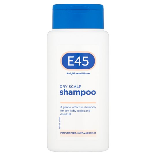 E45 Dry Scalp Shampoo 200Ml
