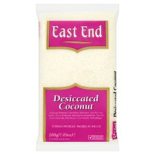 East End Desiccated Coconut 200G