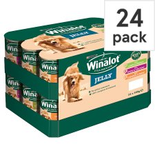 Winalot Mixed In Jelly Lamb Chicken Duck 24X400g