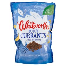 Whitworths Extra Juicy Currants 350G