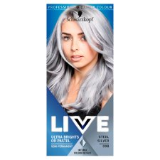 Live Ultra Bright 098 Steel Silver 80G