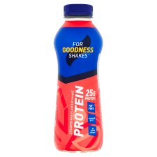For Goodness Shakes Protein Strawberry 475Ml