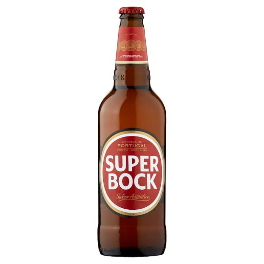 Super Bock Lager 660Ml