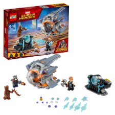 Lego Thors Weapon Quest 76102