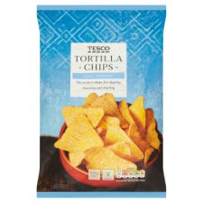 Tesco Cool Tortilla Chips 200 G
