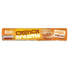 Fox's Golden Crunch Creams Biscuits 230G