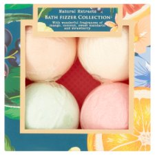 Natural Extracts Bath Fizzer Collection