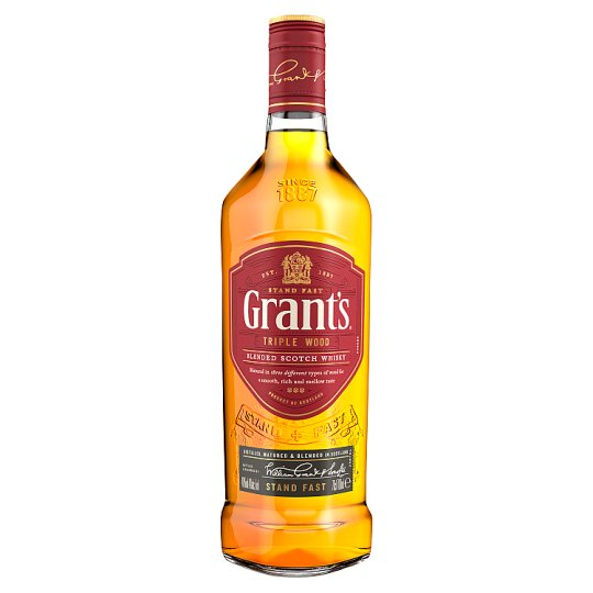 Grant's Family Reserve Blended Scotch Whisky 70Cl