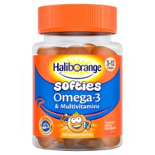 Haliborange Omega 3 And Multi Vitamins Softies 30S