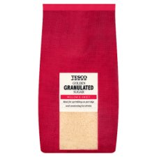 Tesco Golden Granulated Sugar 2Kg Pack