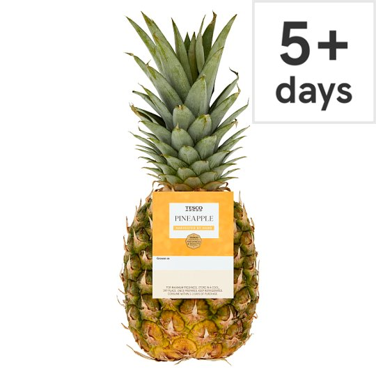 image 1 of Tesco Pineapple