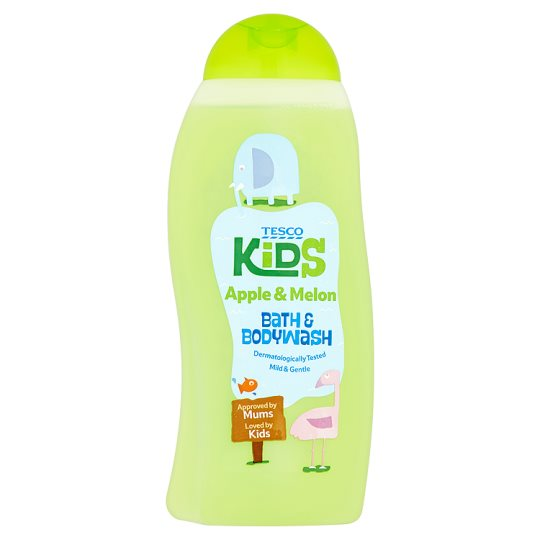 Tesco Kids Melon Bodywash 500Ml