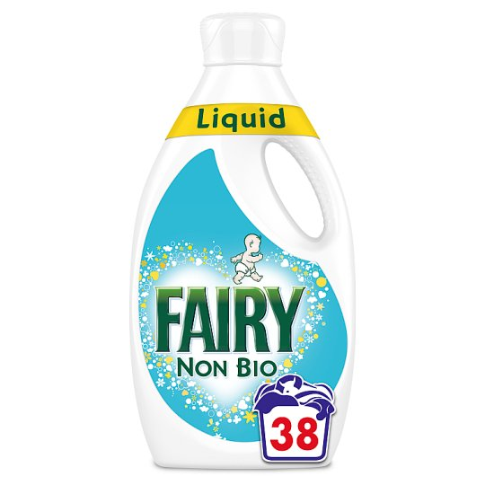 Fairy Non Biological Washing Liquid 38 Washes 1.33L