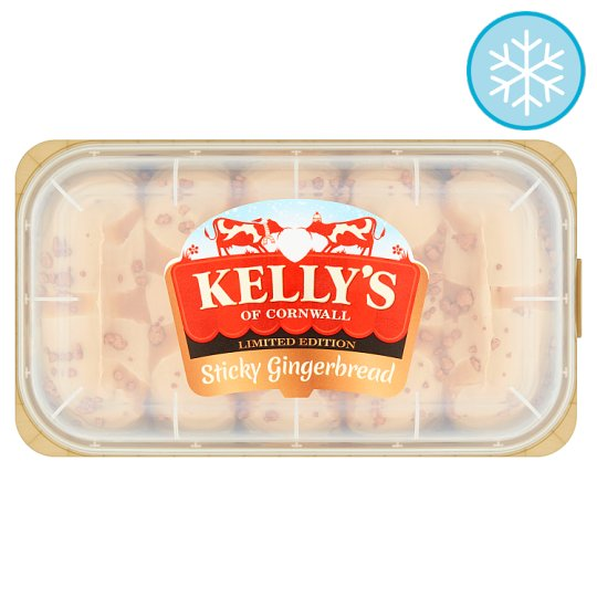 image 1 of Kelly's Sticky Gingerbread Ice Cream 950Ml