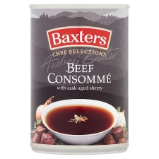 Baxters Beef Consome Soup 400G