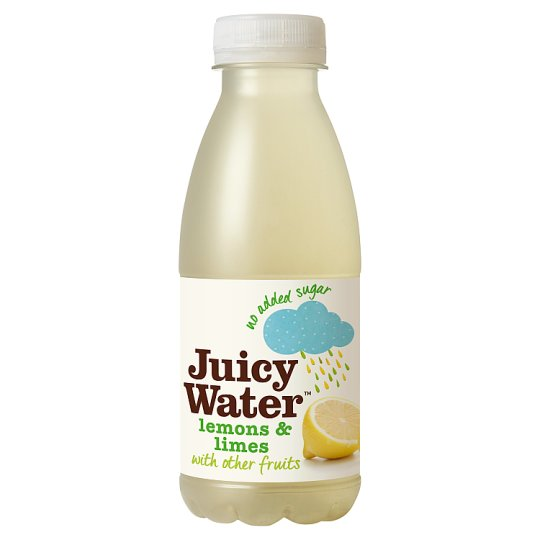 This Juicy Water Lemon And Lime 420Ml