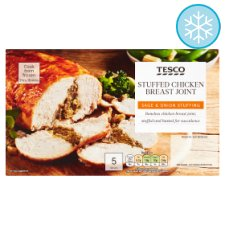 Tesco Simply Chicken Breast Joint And Stuffing 800G