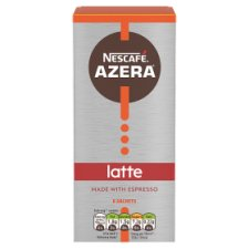 Nescafe Azera Latte Instant Coffee 6 Servings 108G
