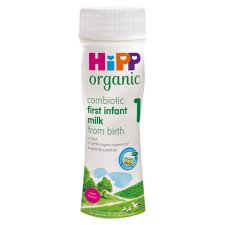 Hipp Organic First Infant Milk 200Ml