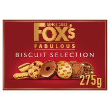 Fox Fabulously Biscuits 275G