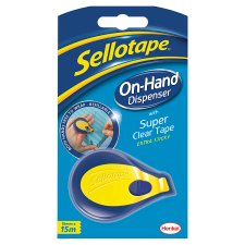 Sellotape On Hand Dispenser
