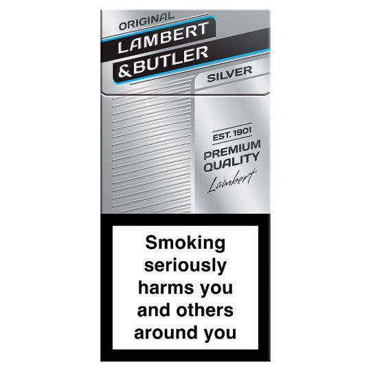 Lambert And Butler King Size 10 Pack