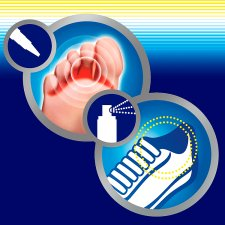 image 3 of Scholl Athlete's Foot Complete Kit