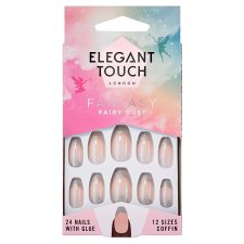 Elegant Touch Nails Fantasy Fairy Dust