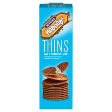Mcvitie's Milk Chocolate Hob Nob Thins 170G