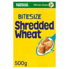 Nestle Shredded Wheat Bitesize Cereal 500G