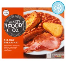 Hearty Food Co All Day Breakfast 350G