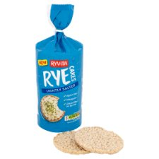 image 2 of Ryvita Rye Cakes Lightly Salted 120G