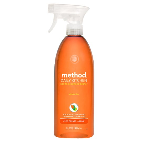 Method Kitchen Cleaner Clementine 828Ml