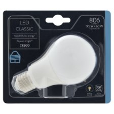 image 1 of Tesco Led Classic 60W Edison Screw
