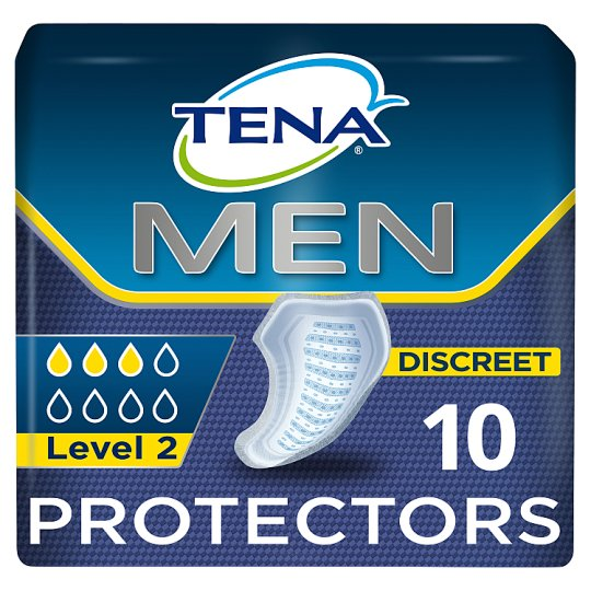 Tena Men Pads 10 Pack