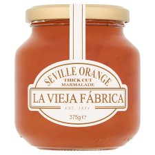 Seville Orange Thick Cut Marmalade 375G