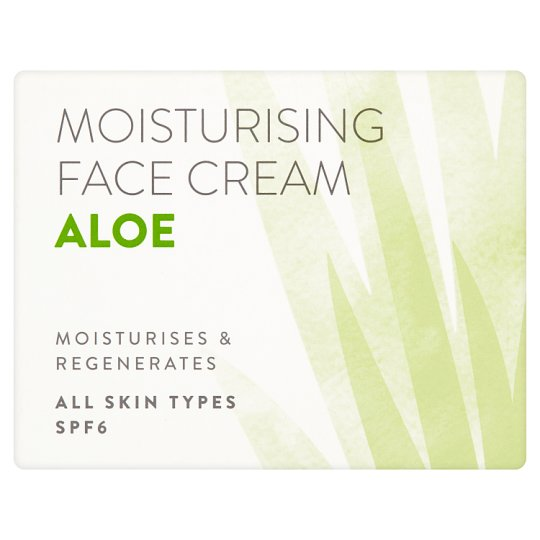 image 1 of Scosmetics Moisting Face Aloe Cream 50Ml