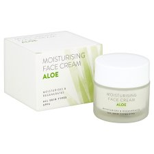 image 2 of Scosmetics Moisting Face Aloe Cream 50Ml