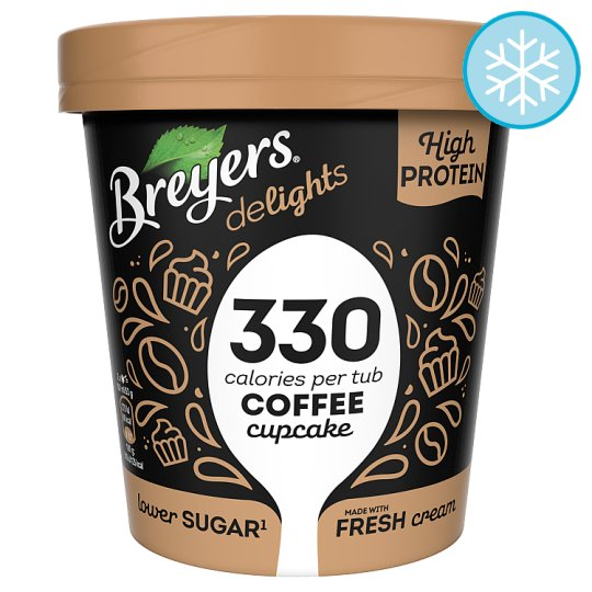 image 1 of Breyers Delights Coffee Cupcake Ice Cream 500Ml