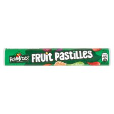 Rowntrees Fruit Pastilles Single