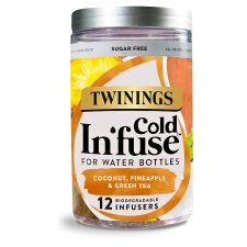 Twinings Cold Infuse Coconut And Pineapple 30G