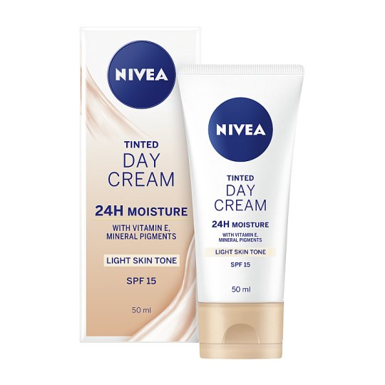 Nivea Tinted Moist Day Cream Natural 50Ml