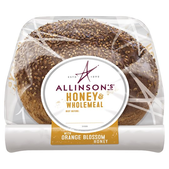 Allinson's Honey And Wholemeal 410G