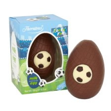 Thorntons Milk Chocolate Football Easter Egg 150G