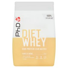 Phd Nutrition Diet Whey Vanilla Cream 1Kg