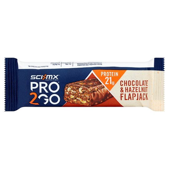 Sci-Mx Protein Flapjack 80G Choc And Hazelnut