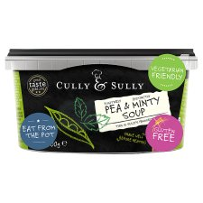 Cully And Sully Pea And Minty Soup 400G